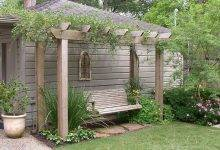24 Pretty  Amazing Garden Structure Design Ideas