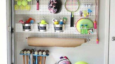 18 Pretty Brilliant Ways To Organize Your Garage