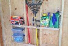 14 Best Garage Storage For Garden Tools From Old Pallet