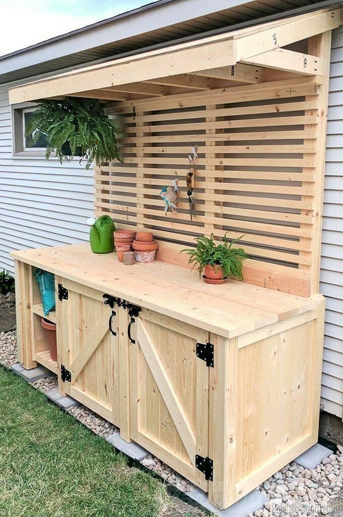 garden garage ideas-430234570646684572