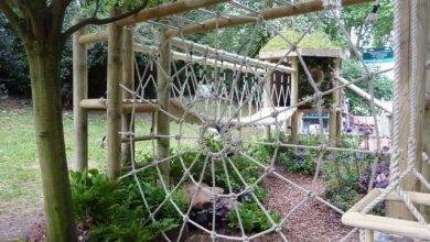 10 New Gt Fisher Nature Playground – Upgrade July