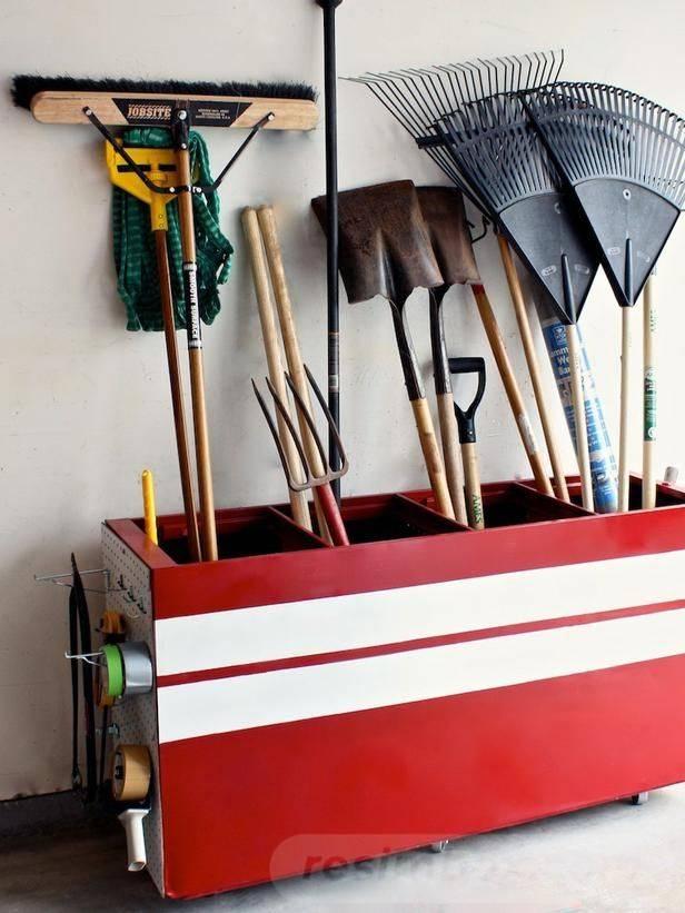 garden garage ideas-255579347578435813