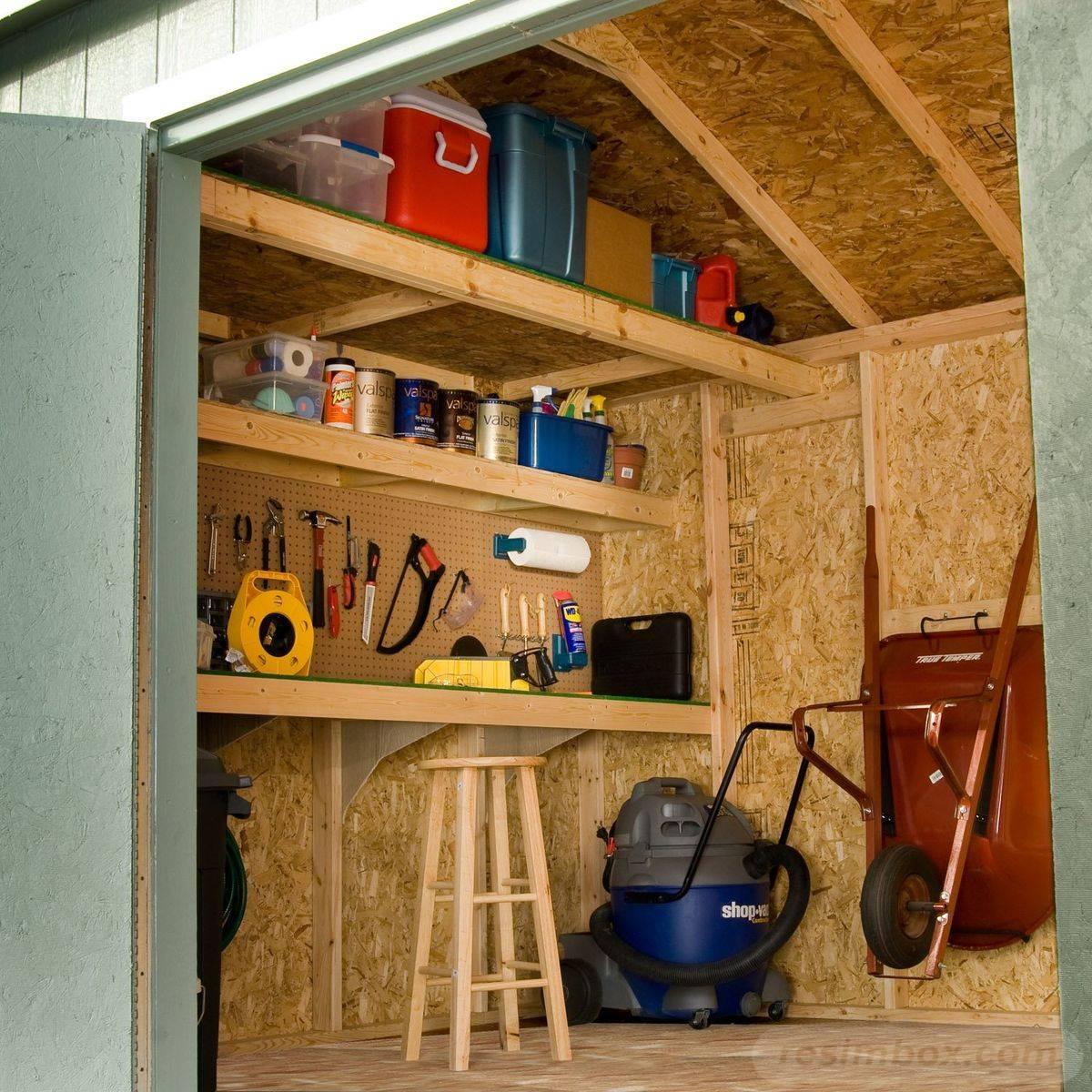 garden garage ideas-789255903423666384