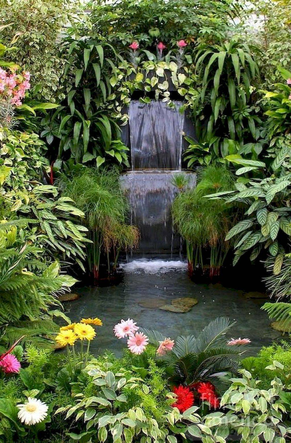 15 Most Beautiful Tropical Style Garden Design İdeas ...