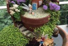17 Most Beautiful Broken Pots Turned Into Brilliant Dıy Fairy Gardens