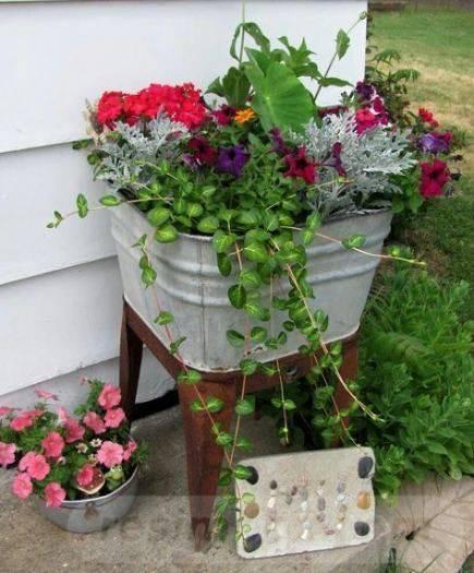 garden pot design-724305552551913154