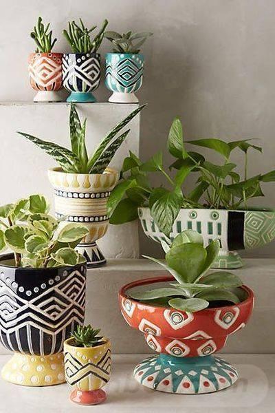 garden pot design-666392076092505461