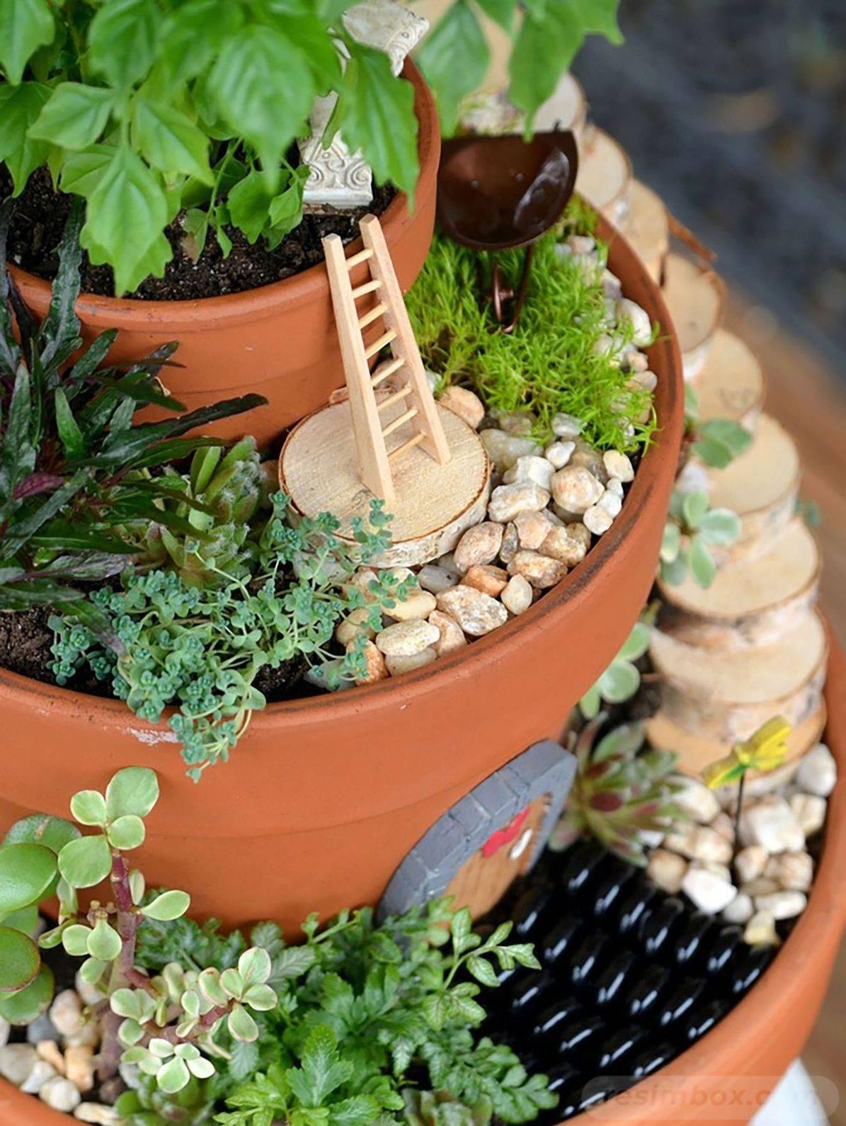 garden pot design-263812490657810915