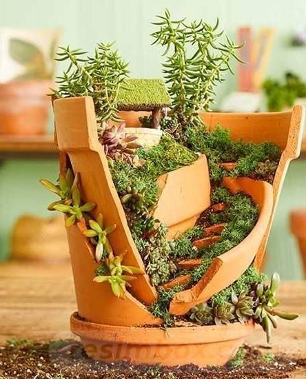 garden pot design-85990674121315163