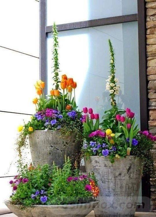 garden pot design-414260865723765160