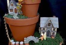 11 Creative Stylish, Weatherproof Garden Pots